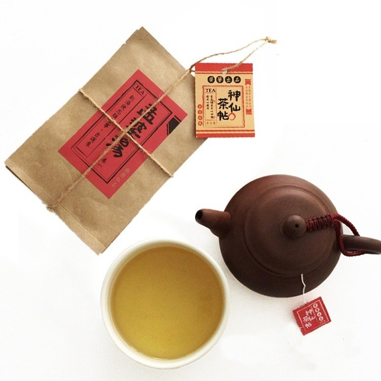 神仙茶帖-孟婆湯-錫蘭紅茶 5包/入