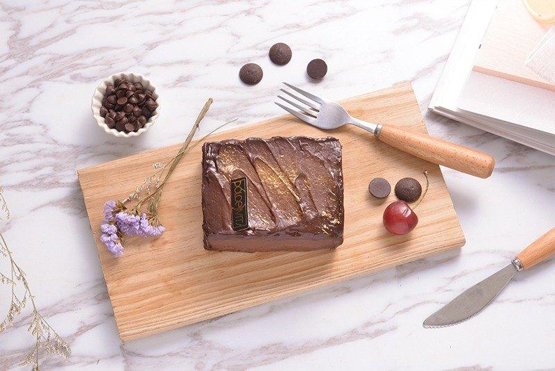 多茄米拉|黑櫻桃狂想曲(獨享版)-巧克力蛋糕