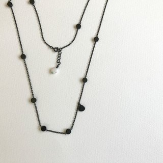 BLACKPOLKA(necklace)
