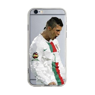 Football player Samsung S5 S6 S7 note4 note5 iPhone 5 5s 6 6s 6 plus 7 7 plus ASUS HTC m9 Sony LG G4 G5 v10 phone shell mobile phone sets phone shell phone case