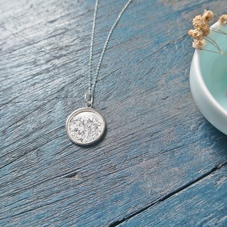 Pet memorial Necklace 925 Sterling Silver