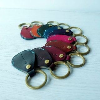 isni [successful key ring]  10 colors design /handmade leather