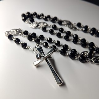 Corner bead chain cross