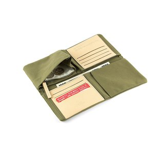 || Tianzi block cloth clip || Army Green