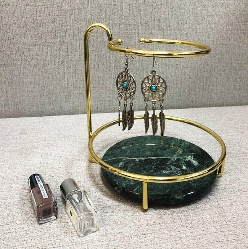 大理石矮珠寶架 / 首飾架 / 項鍊架 / 收納架