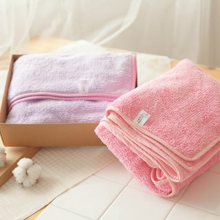Beibi music handmade textiles - Kids Hooded Towel