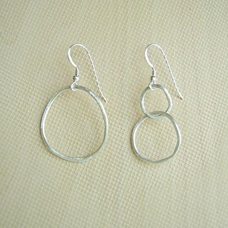 1 and 2 earrings