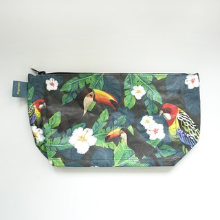 German Paprcuts.de wash bag (toucan)