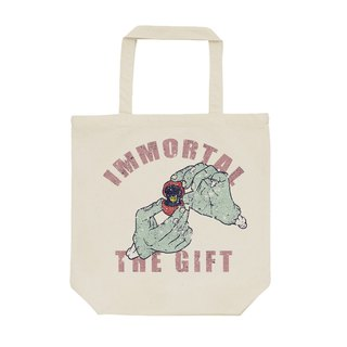 tote bag / immortal the gift