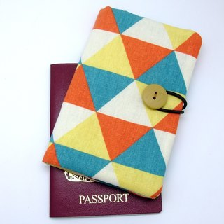 Passport sleeve, passport cover, fabric passport case, pouch (Ps6)