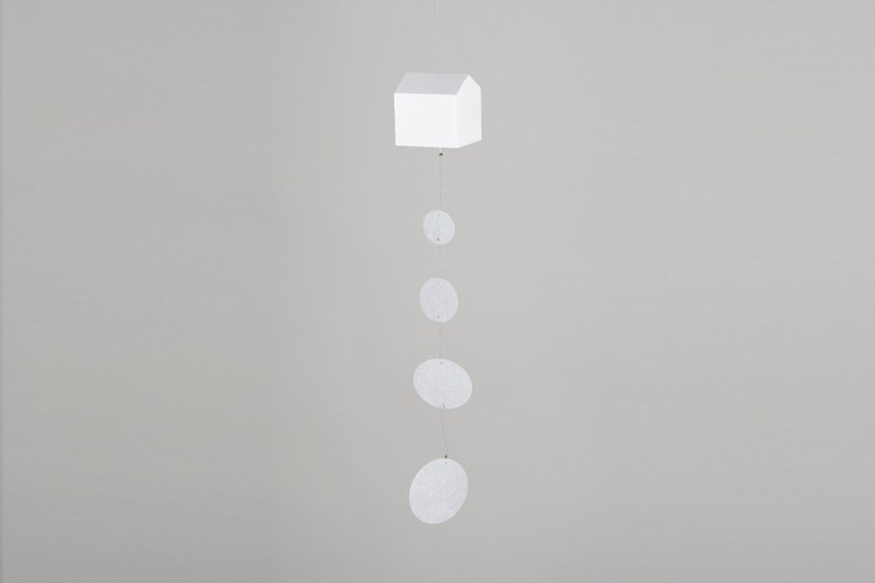 Wind chime (home - white)