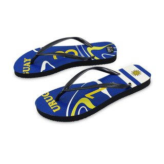 QWQ creative design flip-flops - Uruguay - female models [limited]