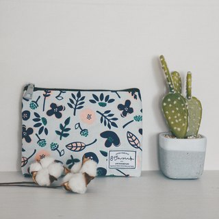 Blooming flower pencil case/cosmetic bag | 815a.m