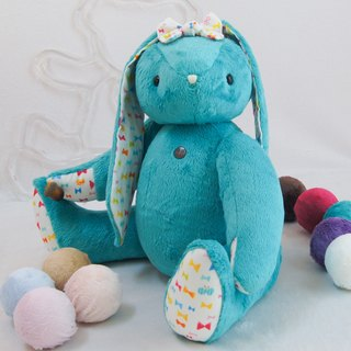 Manual weight rabbit Xi Kemao 47-60cm custom color and embroidered finished