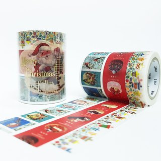 mt Masking Tape Christmas 2018【Set A (MTCMAS88)】
