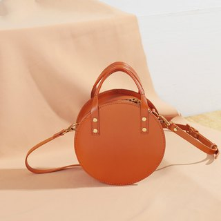 New AMEET still life still life series single shoulder diagonal portable small round bag 4 colors