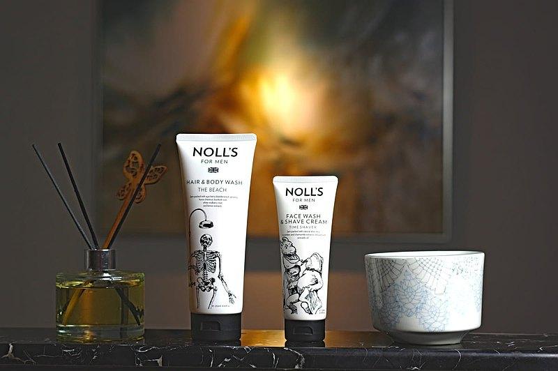 二合一高效產品組(洗髮沐浴乳+洗面刮鬍乳)-洗沐合一 簡單又省時
