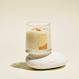 """Dance In The Forest"" naturally scented candle M"