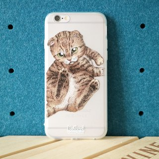Yourself - Folding Cat Case Case Phone Case Q01_0