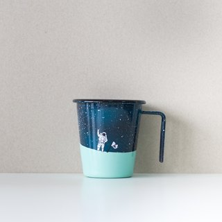 LUNA month plans enamel cup -250ml