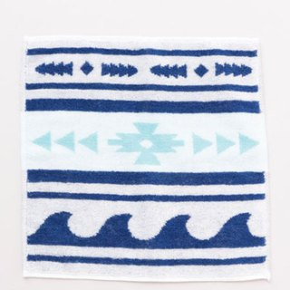 Pre-ordered small and medium wave totem handkerchief (two colors) 4CMP8203