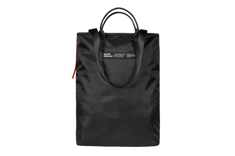 Faith& Fearless × MJ(Limited Edition)_Tote Bag