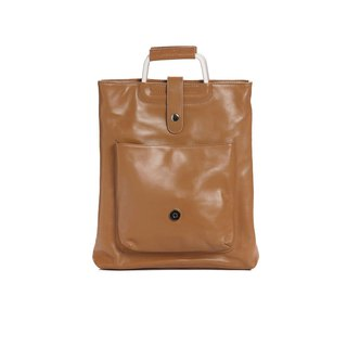 Amore Aegadani Aigai Pippin Fashion Bag Shockproof Pad 13吋 Flat Pack Love Bags Camel