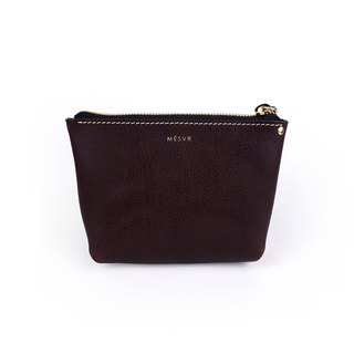 [Minerva]|Cosmetic Pouch [S]|Zipper Toiletry Makeup Bag