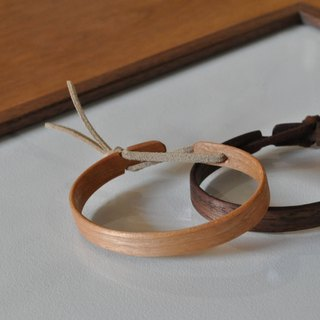 Clear and simple in pairs Bangle