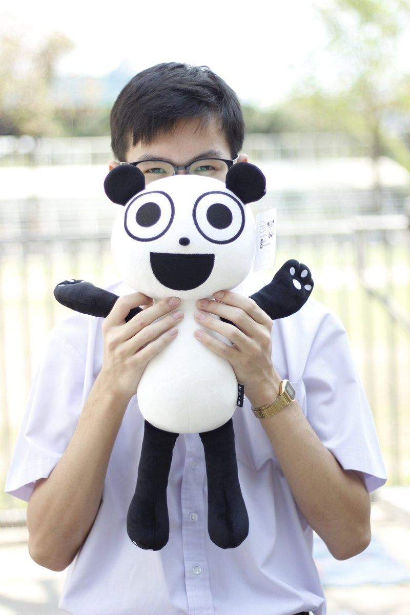 Mellow Panda Stuff toy