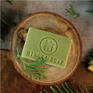桧 Relax plant essential oil soap