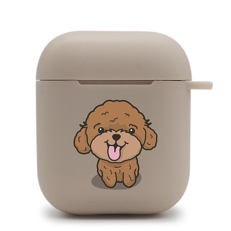 Poodle 貴婦狗 貴賓犬  AirPods Pro Case 軟耳機防摔保護套