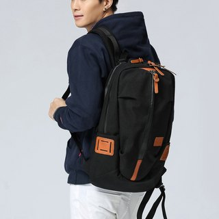 The Dude Recreational Back Backpack Skater - Black