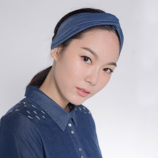 Knot Hairstyle Twist Headband