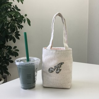 Cafe bag initials A Minitoto