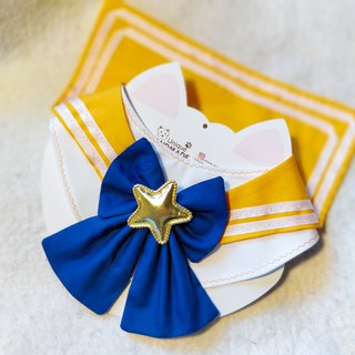 Sailor Moon shape sailor moon Venus pet scarf / neckwear