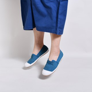 New BETTY Fuji Blue / lazy shoes / canvas shoes / casual shoes / Taiwan good products