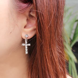 Gorgeous Faith Earrings Swarovski Crystal Element