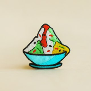 Ice Kacang Iron-on Patch