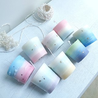 Goody Bag - Set of 8 Candles | Natural Soywax Scented Candle | Birthday Gift