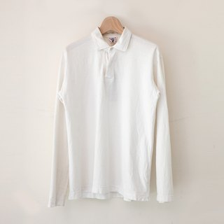 A ROOM MODEL - VINTAGE, 45R long-sleeved shirt POLO / CA-1884