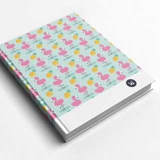 ☆ ° Rococo Strawberry WELKIN Hand ° ° Books / Notebook / PDA / Notebook - Pineapple Cedar Grid Pages
