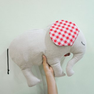S,HU - Pillow(elephants)