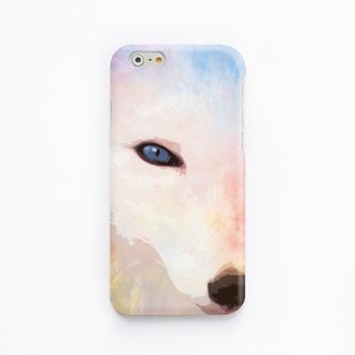 Pastel Fox iPhone case