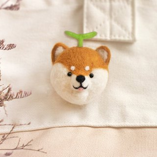 Pinkoi School of Medicine, September Healing System, Alice's Dream, Rounded Shiba Inu Key Ring