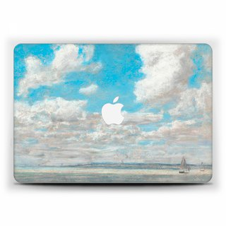 MacBook case MacBook Air MacBook Pro Retina MacBook Pro hard case clouds  1833