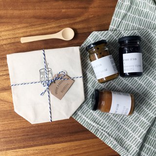 Hand made jam | Three cans sharing group