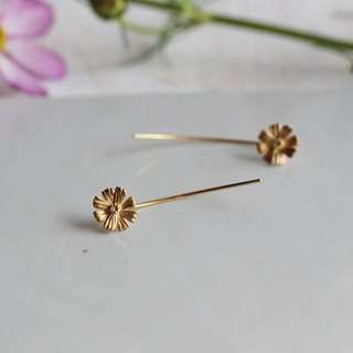 Cosmos earrings