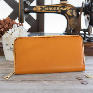 Made in Japan Manufacturer of cowhide dumplings Tochigi leather Manufactured garbage honey made in JAPAN handmade leather wallet