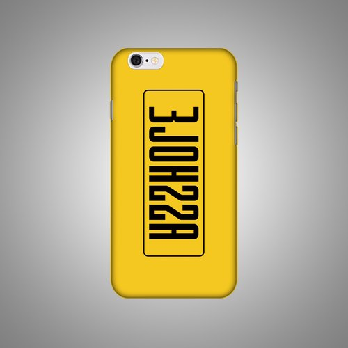 """Shell"" - '' Spring Jay Chou Ming '' License Plate 3J0H22A ~ ASSHOLE Original Phone Case / Case (Hard Case) iPhone / Samsung / HTC / Sony / LG"